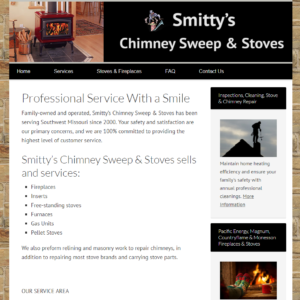 Smitty's Chimney Sweep & Stoves