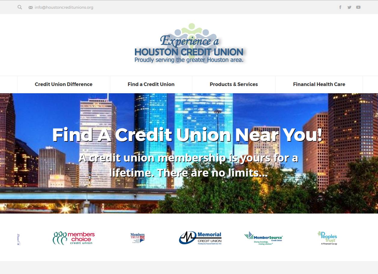 Houston Credit Unions