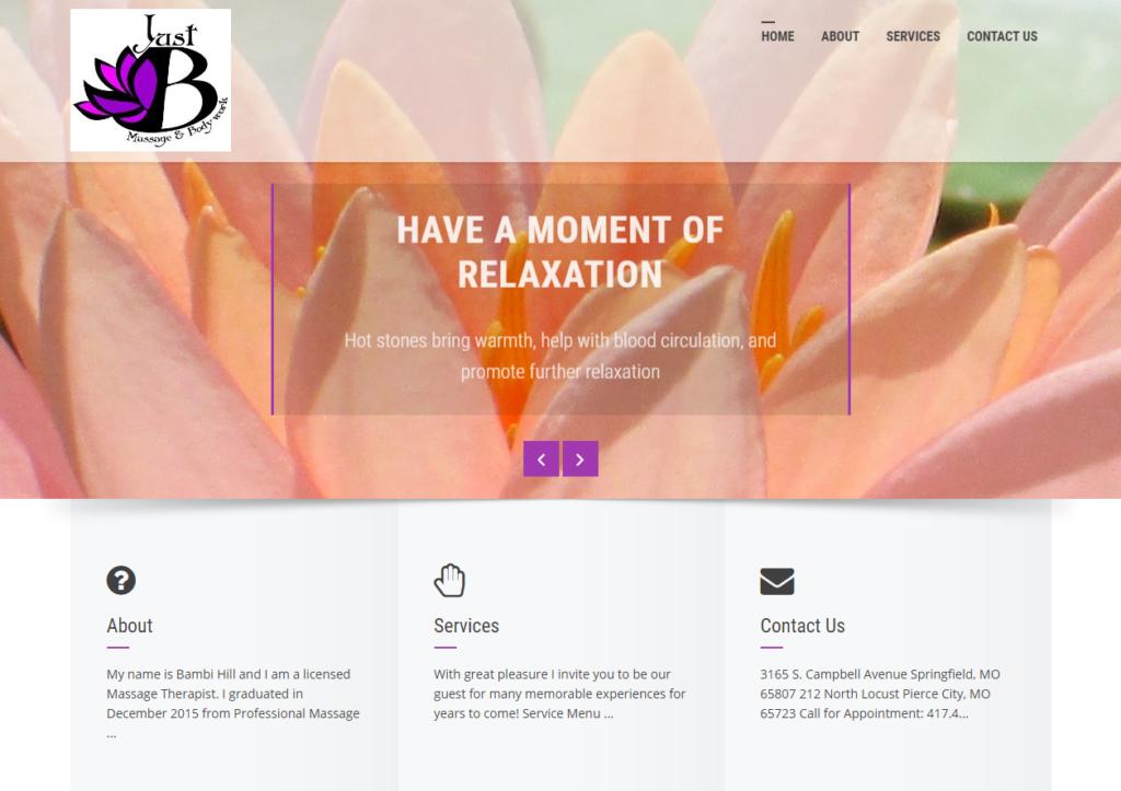 Just B Massage