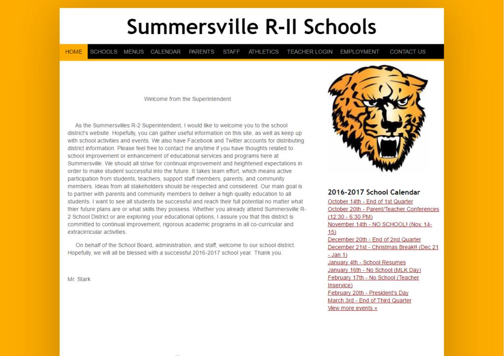 Summersville R-11 Schools